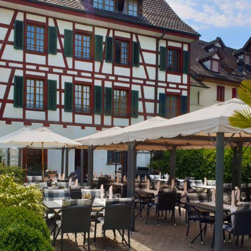 Garten Hotel Zur Post