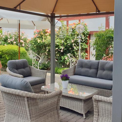 Lounge Hotel Zur Post Garten